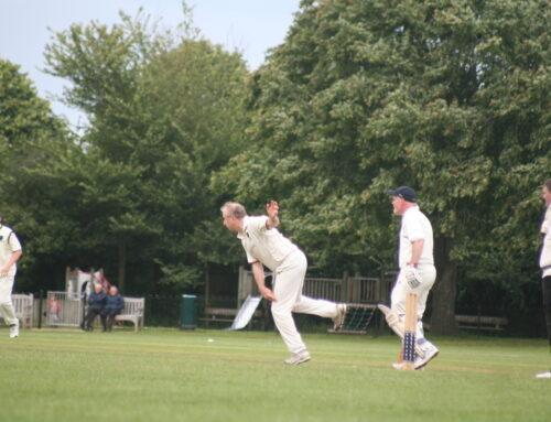 The Wolvercote 4th XI