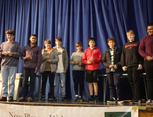 Wolvercote CC Youth Awards 2021